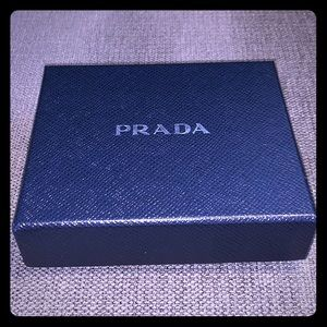 Prada collectible box
